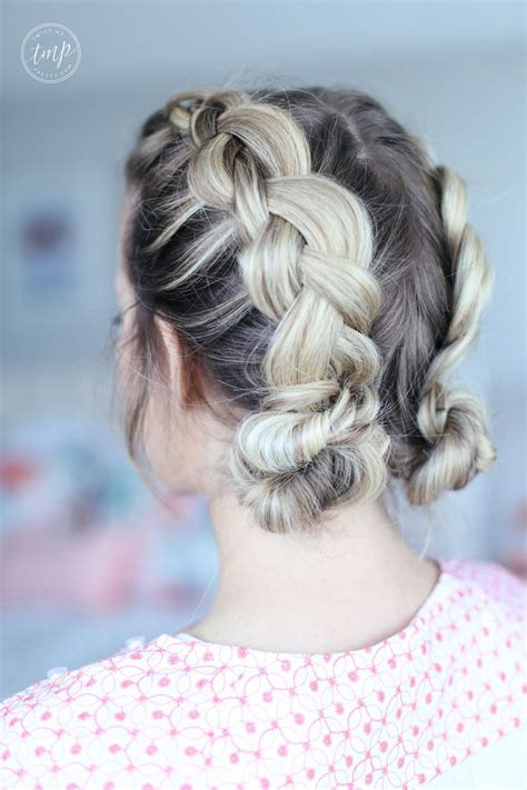 Pretty Bun Hairstyles by 25 Best Ideas About Boxer Braids On