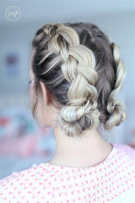 25 best ideas about buns on braids braid bun and braided buns