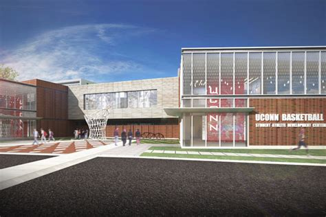 Uconn Mba Cost by Donors Contribute 24 Million For New Basketball Center At