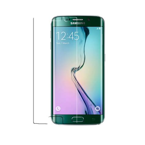 Protector Samsung Galaxy S 6 Edge samsung galaxy s6 edge screen protector pdair 10