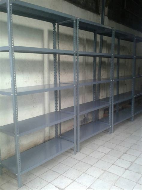 Rak Besi Siku Di Semarang jual rak besi siku lubang ud zaya abadi