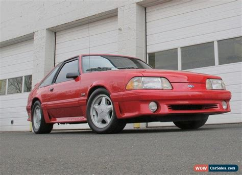 mustang gt 1993 for sale 1993 ford mustang for sale in united states
