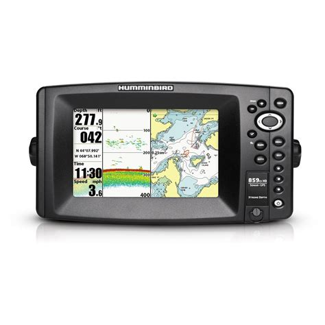 humminbird 174 859ci hd xd combo 590011 gps combos at