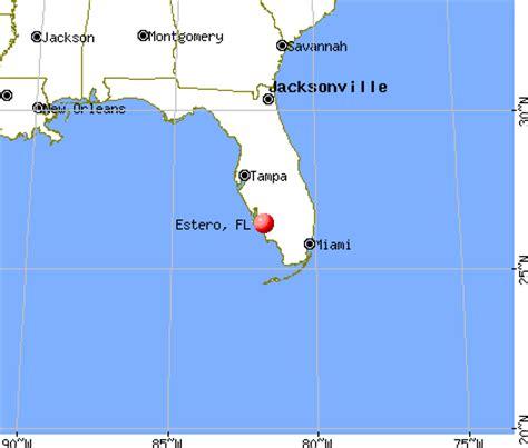 estero, florida (fl) profile: population, maps, real