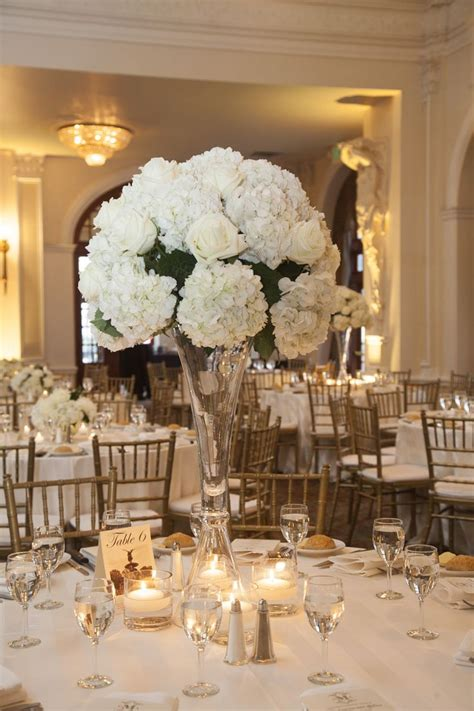 white centerpieces best 25 white centerpiece ideas on white