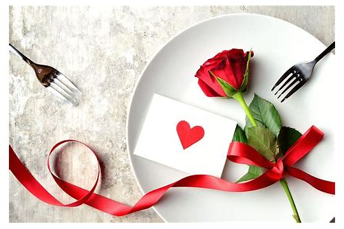food deals valentines day