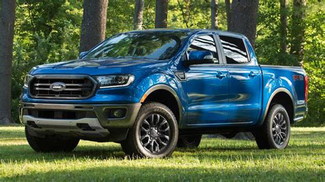 ford ranger 2020 model 2020 ford ranger fx2 package adds road chops to 2wd models