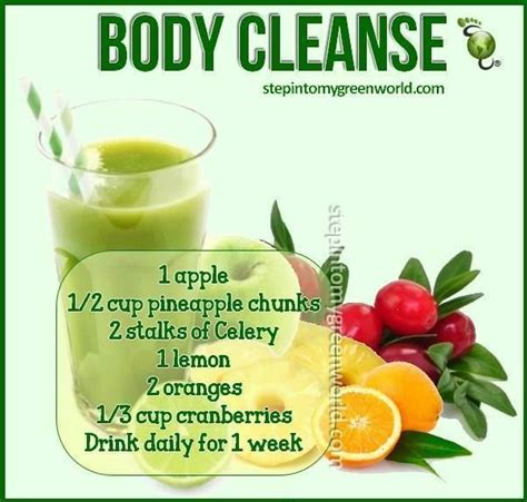 Detox Cleanse Recipes by Cleanse Favourite Recipes