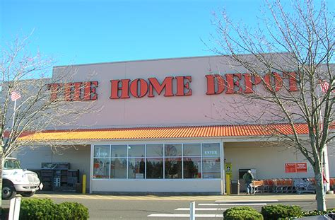 home depot tacoma inland investments