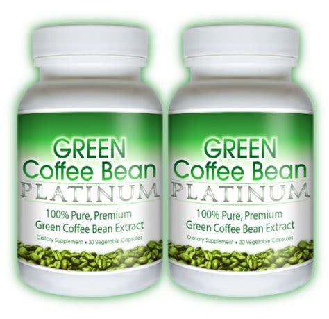 Green Coffee Bean Extract Burner soleranamw