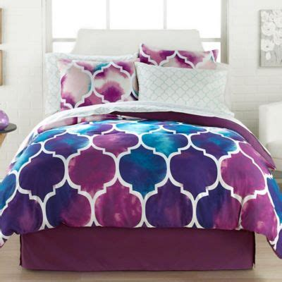 purple bedding buy purple bedding sets from bed bath beyond