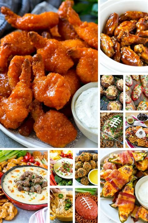 appetizers superbowl bowl appetizer recipes