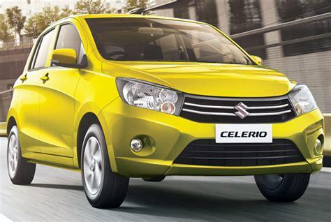 Maruti Suzuki Celerio Cars Auto Expo 2014 Maruti Launches Celerio At Rs 4 96 Lakh