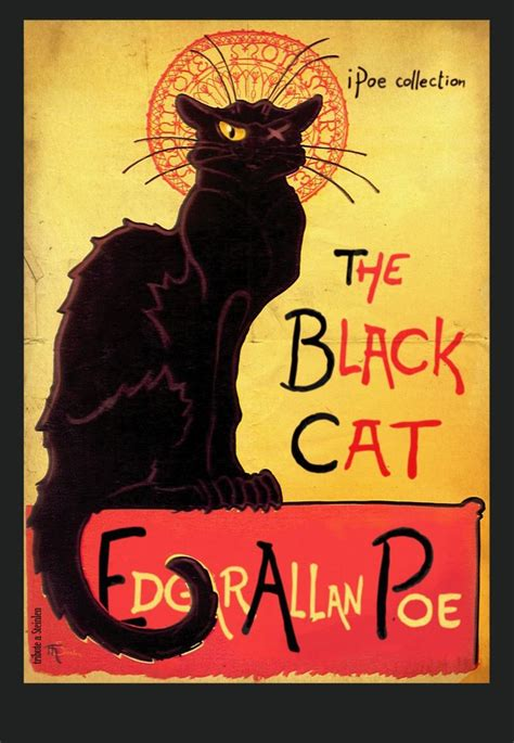 the black cat by edgar allan poe adapted text first the black cat by edgar allan poe first published in the
