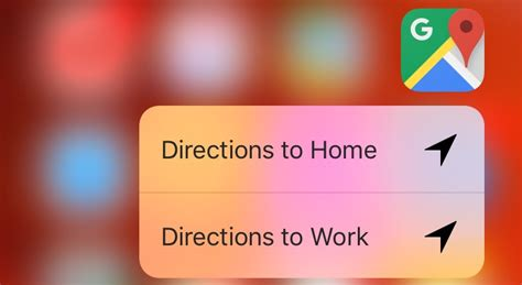 directions from home to work how to get directions to