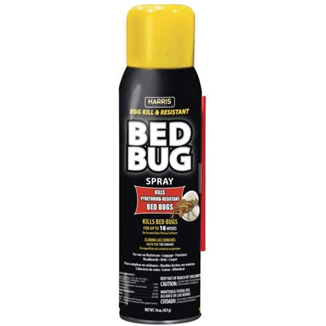 epa bed bugs harris toughest bed bug aerosol spray black label pf harris