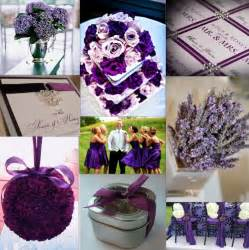 wedding inspirationboard purple and silver bellini buzz