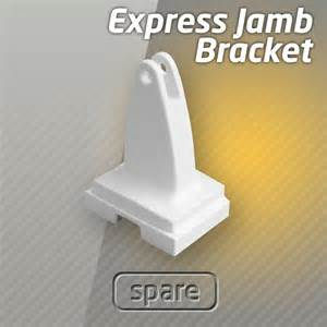 express jamb bracket touch n hold a more convenient