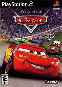 Car Cover Kingdom Reviews Disney Pixar Cars 2006 Playstation 2 Box Cover