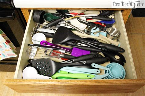 Organizing Drawers by Tips For Organizing Kitchen Drawers