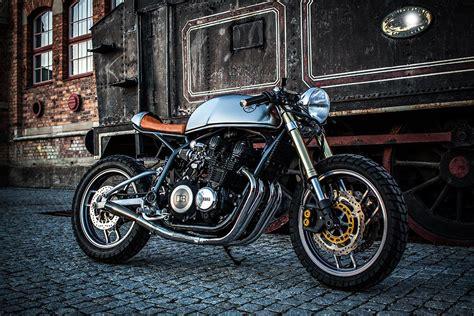Motorrad Garage Z Rich by Yamaha Xj900 Cafe Racer