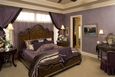 Bedroom Decorating Color Schemes Purple 20 Master Bedroom Design Ideas In Style Style