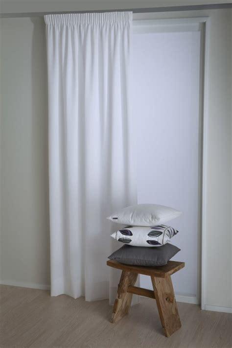 vitrage 270 hoog bol okee tweedo kant en klaar gordijn wit 140x270