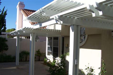 Open Lattice Patio Cover by Open Lattice Patio Covers Southern California
