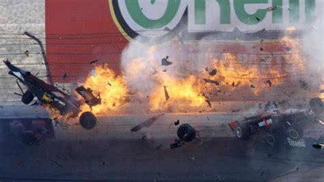 indianapolis car crash news indycar crash drivers had safety concerns cbs news
