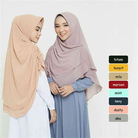 Jilbab Syari Terkini toko trend kekinian di malang malang guidance