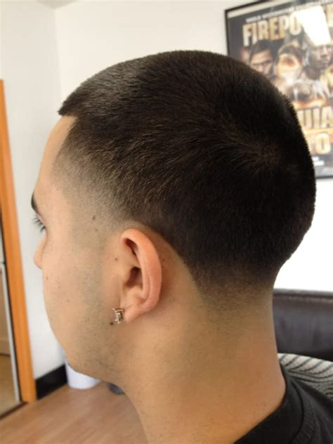 taper fade hairstyles barber shop taper haircut barber shop hairstyle gallery