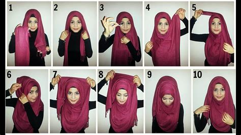 hijab tutorial everyday simple hijab 2014 beautiful hijab tutorial everyday simple hijab tutorial