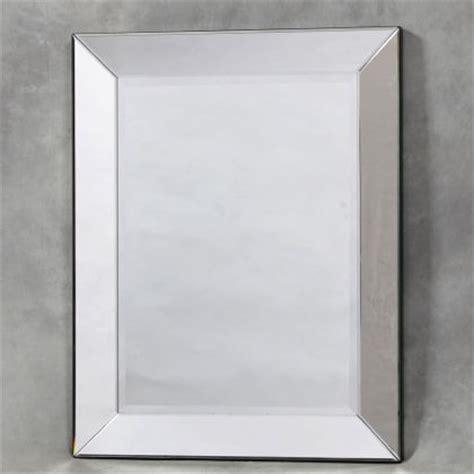 plain mirror for bathroom plain square venetian mirror frameless bevelled mirror