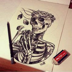 skeleton crew tattoo chicano chicano chicano and
