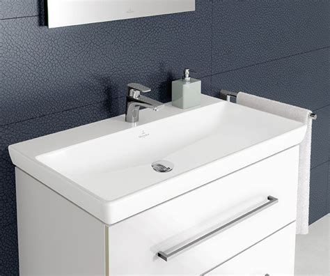 villeroy and boch bathroom furniture villeroy boch avento vanity unit basin uk bathrooms