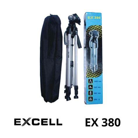 jual tripod excell ex 380 harga dan spesifikasi