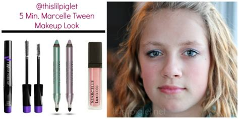Pac Sea Coral Glossy Lipstick 5 minute make up looks from marcelle a fabulous marcelle