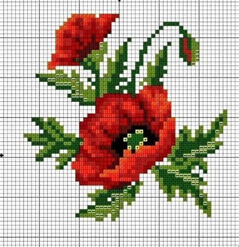 347 best images about cross stitch flowers 2 on
