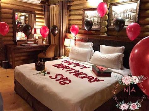 surprise him in bed ideas para decorar la habitaci 243 n de tu novio en su cumplea 241 os
