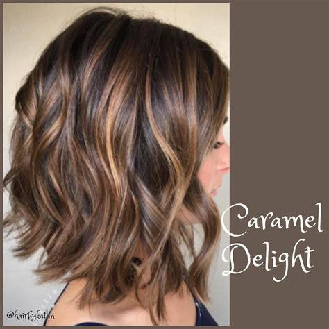 caramel colored hair caramel highlights on brown hair hair in