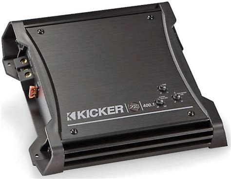 Kicker Zx400 1 kicker zx400 1 mono power lifier buy at lowest price