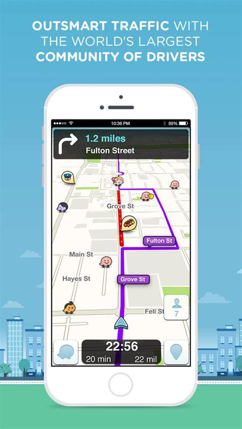 waze social gps maps traffic waze gps maps social traffic transportlab app shop