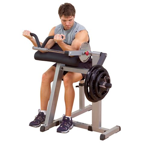 Body Solid Workout Bench - body solid cam series biceps amp triceps machine online in india