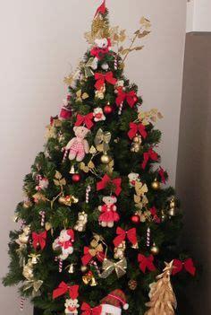 decoração arvore de natal vermelho e branco 193 rvore de natal la 231 os 50 modelos lindos para essa