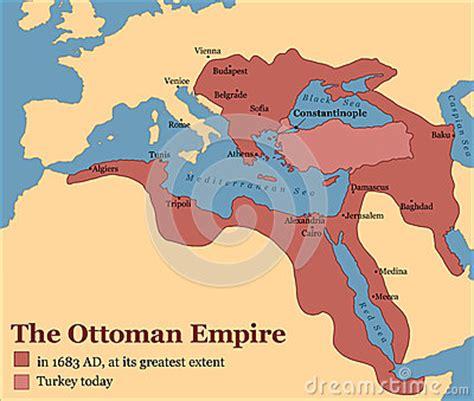 l impero ottomano impero ottomano turchia illustrazione vettoriale