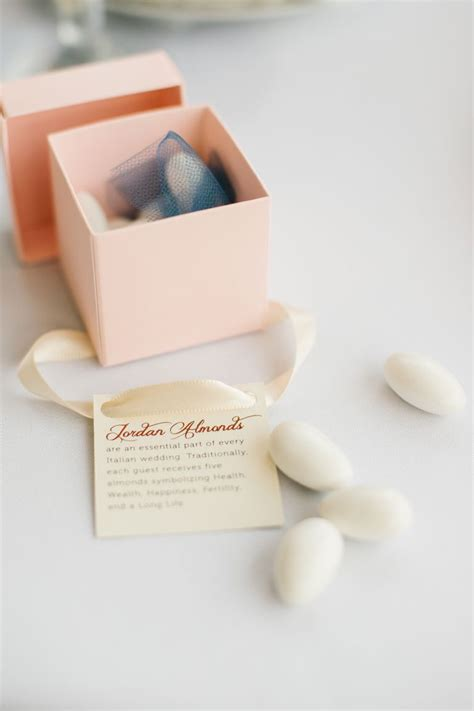 Wedding Gift Registry Meaning by Wedding Favors All About Almonds Theknot