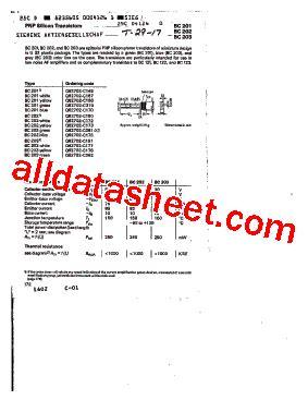 transistor x1 q62702 c361 x1 datasheet pdf siemens semiconductor