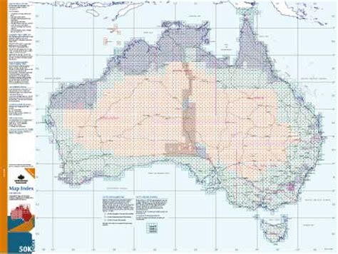 topographic maps australia australia topographic maps 1 50 000 scale map