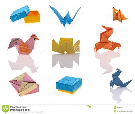 How To Make Tiny Origami - tiny origami royalty free stock photography