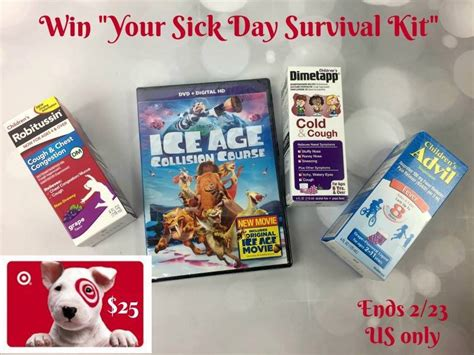 Pfizer Giveaway - pfizer products prize pack giveaway incl dvd and 25 target gift card